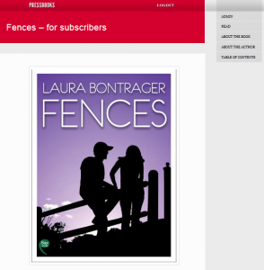 Fences for subscribers website